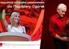 Magdalena Og�rek ko�czy 36 lat. SLD nie zapomnia� o urodzinowych �yczeniach na Twitterze...