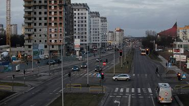Pasy rowerowe będą liczyły ok. 1,7 km w jedną stronę.