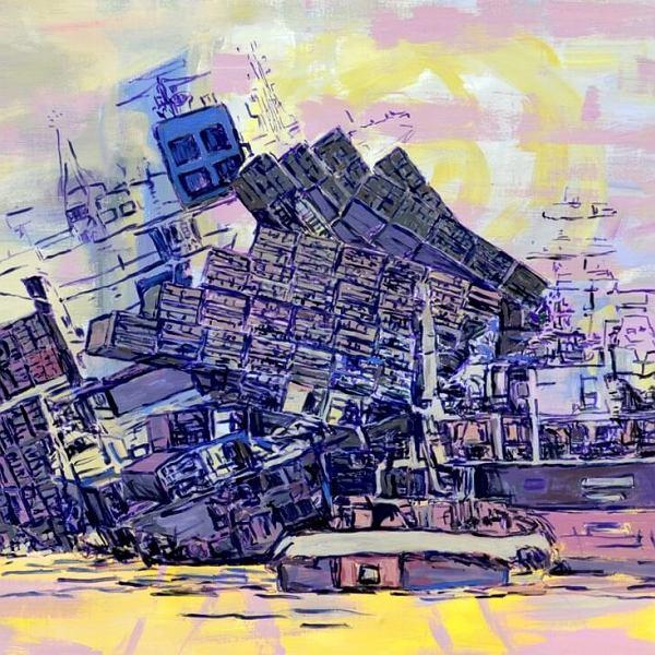 Wystawa malarstwa Joanny Bentkowskiej–Hlebowicz