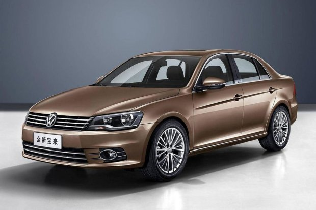 Volkswagen Bora Chiny