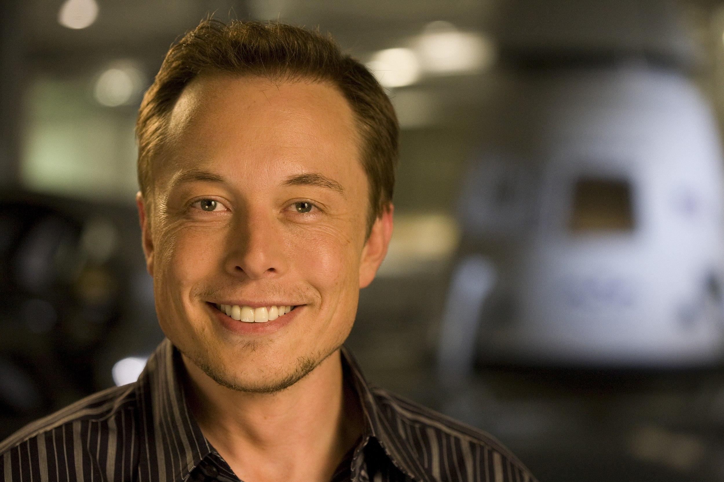 Jeśli już Elon Musk znajdzie czas na rozrywkę, imprezuje z rozmachem (fot. flickr.com / OnInnovation / CC BY-ND 2.0)