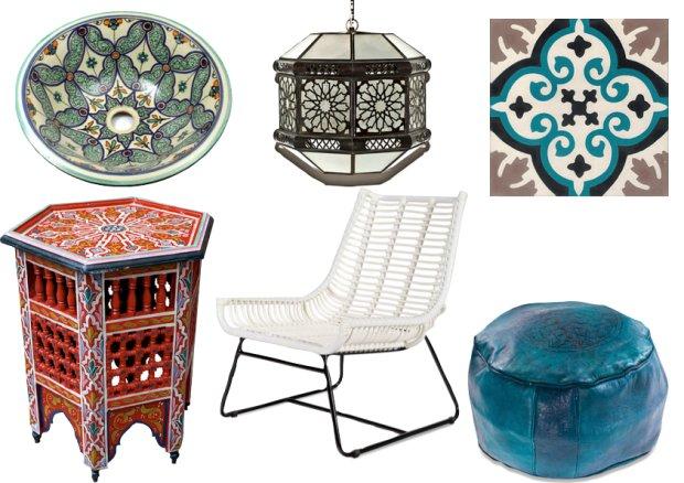 TREND: maroka�skie wzory