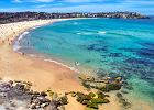 Sydney. Egzotyczna Bondi Beach