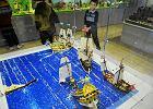 Milion klock�w Lego na 500 metrach kwadratowych [ZDJ�CIA]
