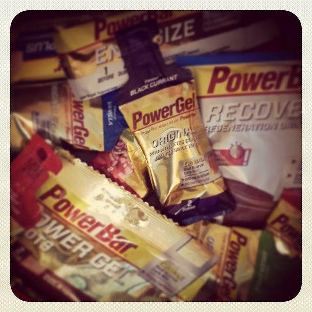 Odżywki dla biegaczy PowerBar