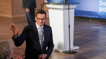 Mateusz Morawiecki jest współautorem podręcznika do prawa europejskiego