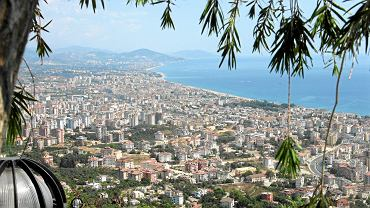 Miasto Alanya, Riwiera Turecka