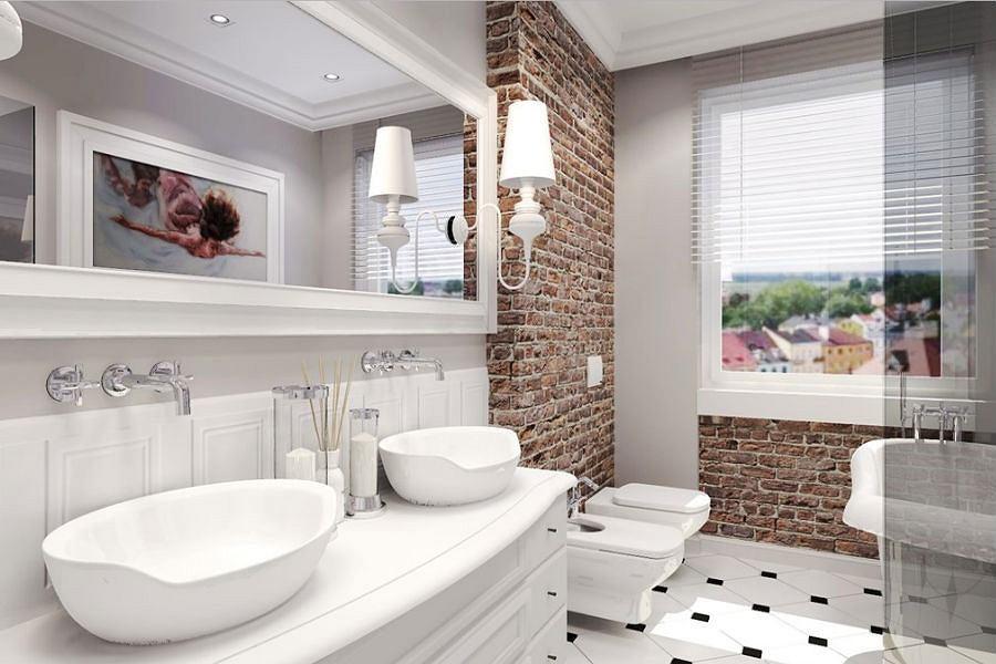 Jaki kształt lustra do łazienki wybrać?