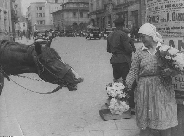 Warszawa przed wojną |