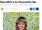 Michelle Obama: Edukacja dziewczyn na całym świecie to dla mnie sprawa osobista