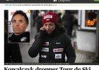 """Biegi narciarskie. Norwegowie w szoku po wycofaniu się Kowalczyk. """"To głupia decyzja"""""""
