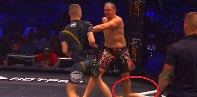 FAME MMA. Wyniki gali i koszmarna kontuzja [WIDEO]