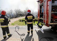 Podhale. Wybuch w Bańskiej Niżnej. Ludzkie szczątki strażacy znajdowali w promieniu 200 metrów