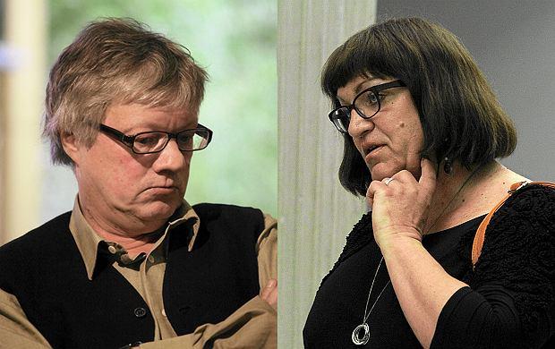 Prof. Wojciech Burszta, Anna Grodzka