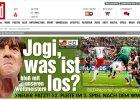 Polska - Niemcy 2:0. Prasa za Odrą: Warszawa znów okazała się nieszczęśliwa