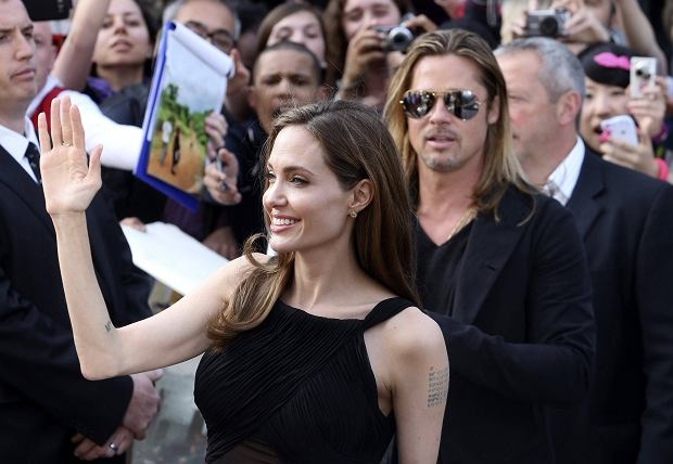 Angelina Jolie po mastektomii: Czuj� si� dobrze. Jestem szcz�liwa, �e moja historia wywo�a�a takie poruszenie