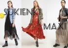 Sukienka maxi w roli g��wnej - jak nosimy j� z�ot� jesieni�?