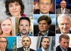 Wybory 2015. Kandydaci do Sejmu i Senatu, okręg 12, 13, 14, 15 - Chrzanów, Kraków, Nowy Sącz, Tarnów [NAJWAŻNIEJSZE NAZWISKA]