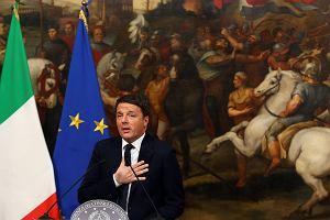 Włochy: Premier Renzi jeszcze nie ustępuje, przynajmniej do piątku. Na prośbę prezydenta zamraża dymisję