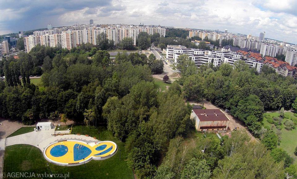 Wodny plac zabaw w katowicach gotowy otwarcie we wtorek for Benetton 3 stawy katowice