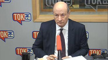 Jacek Rostowski w Radiu TOK FM.