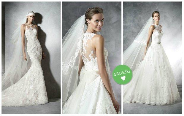4ef0ed4e87 Suknie ślubne Pronovias 2016- zobacz zachwycającą kolekcję