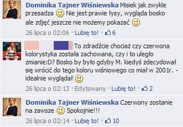 Dominika Tajner-Wiśniewska