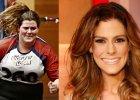 Gdy schud�a 70 kg, wzbudzi�a kontrowersje. Znów przyty�a i wygl�da �wietnie