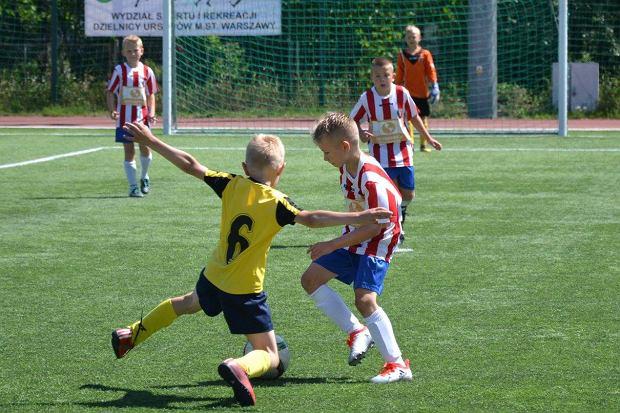 Radosny futbol na Ursynowie