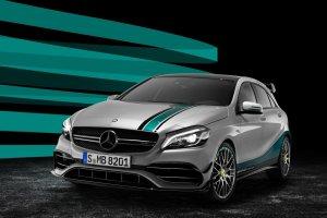 Mercedes-AMG A45 | Mistrzowska edycja specjalna