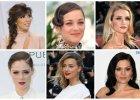 Najpi�kniejsze fryzury i makija�e ostatniego tygodnia - nie tylko z Cannes! Wci�� rz�dz� warkocze