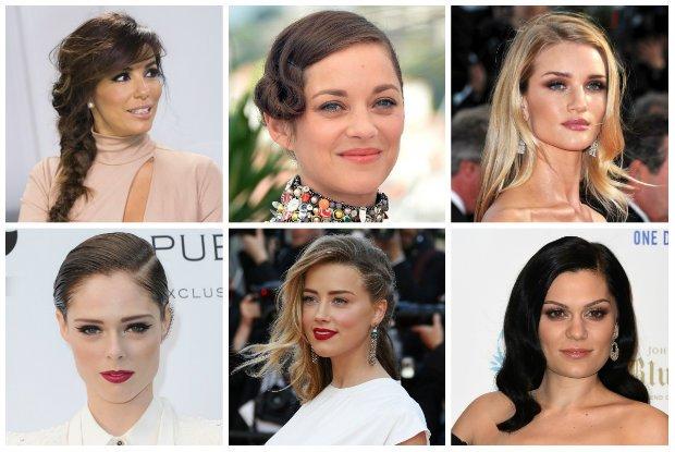 Najpiękniejsze fryzury i makijaże ostatniego tygodnia - nie tylko z Cannes! Wciąż rządzą warkocze