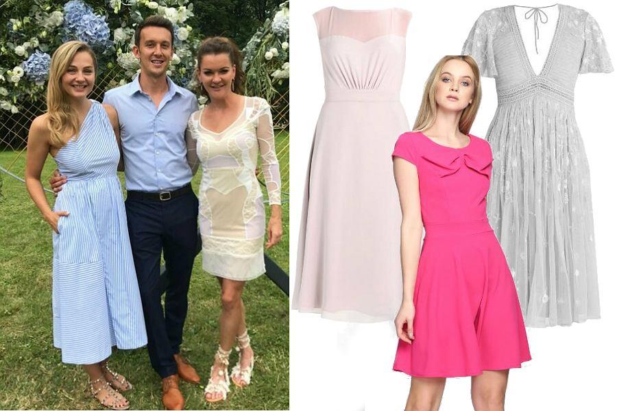 1f6fba77a2 Jak się ubrać na wesele  Sukienki długie