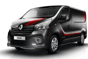 Renault Trafic Sport + | VAN z pazurem?