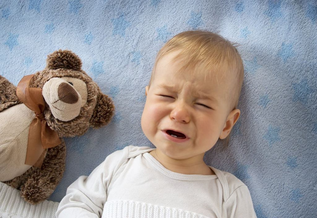 Wymioty u dziecka - czy zawsze zwiastują coś poważnego?