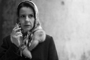 Agata Kulesza w filmie Ida