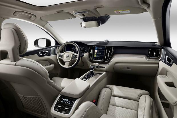 Prototypy Volvo Xc40 Tak Wygląda Wnętrze