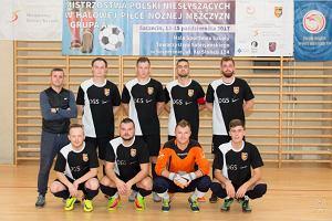 Niesłyszący piłkarze Korony Szczecin walczą z przeciwnościami. Mamy talenty, ale brakuje bazy i pieniędzy