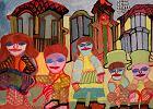 Muzeum Etnograficzne: wystawa art-brut. Lenin zamiast Maryi...