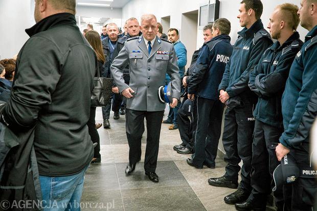 Szef policyjnych związkowców na celowniku prokuratury. Wcześniej krytykował ministra Błaszczaka