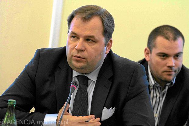Sebastian Mikosz, prezes PLL LOT