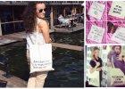 """Ma 20 lat, studiuje i prowadzi firm� """"Letter bag"""". Jej produkty nosz� Cara Delevingne, Magda Fr�ckowiak i Edyta G�rniak [WYWIAD]"""