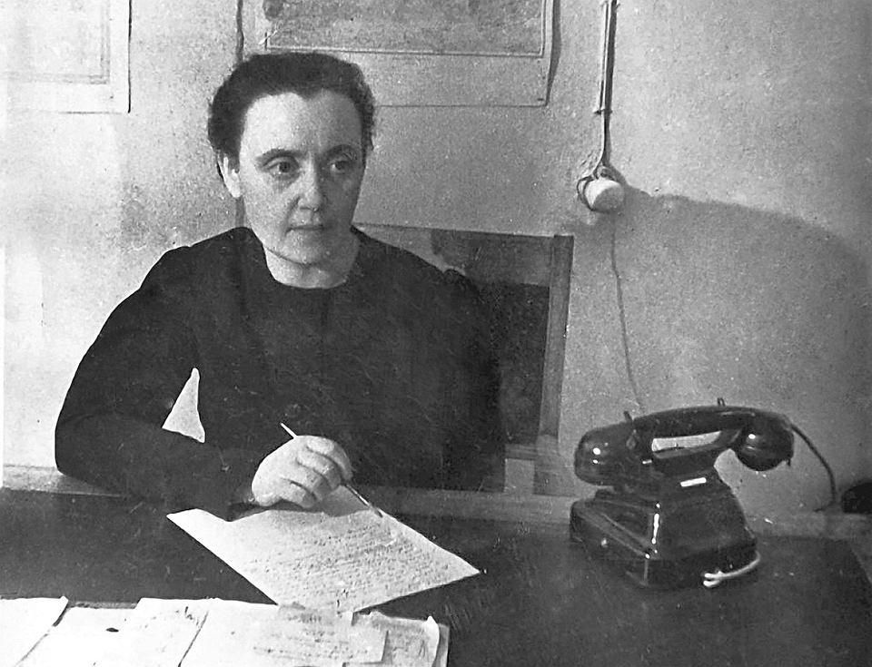 Julia Brystygier w latach 60.