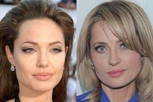 Angelina Jolie i Aneta Kr�glicka