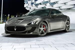 Salon Genewa 2013 | Maserati GranTurismo MC Stradale