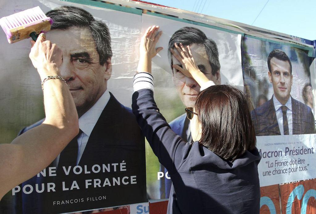 Francois Fillon (fot. Bob Edme/AP)