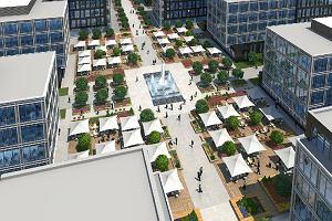 Deweloperzy budują miasta w mieście: parki, alejki