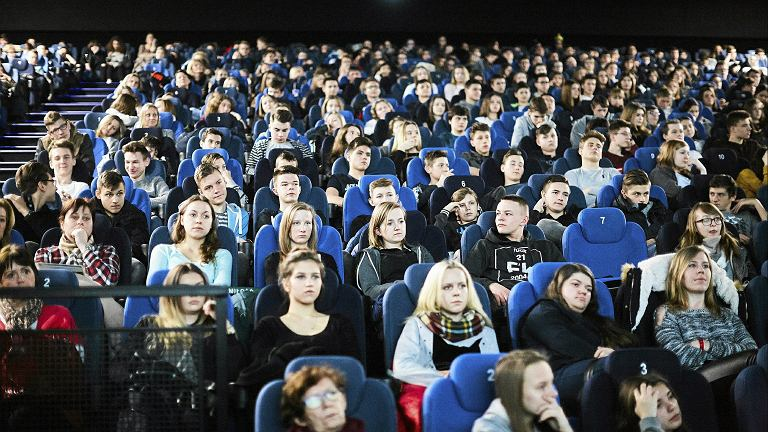 Łódź, kino Helios - Bałtyk