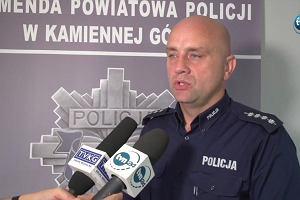 Szukający narkotyków policjanci znaleźli martwe dziecko. Nie żyło od kilku dni
