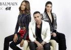 Balmain dla H&M - są już pierwsze modele z hitowej kolekcji! A gwiazdy już ją noszą [ZDJĘCIA]